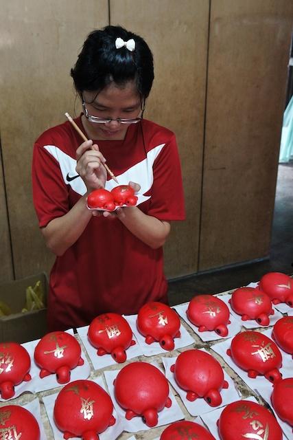 Ang Khoo Buns Nine Emperor Gods Festival Ampang KL