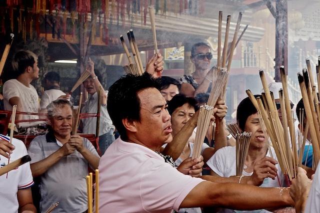 Nine Emperor Gods Festival Ampang KL