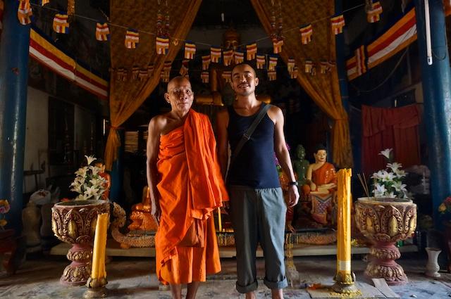 Siem Reap Pagoda
