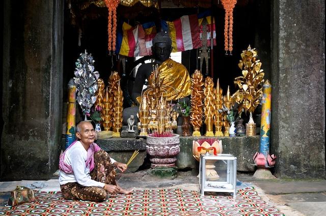 Banteay Kdei, Siem Reap, Cambodia ©minisuitcase.co.uk 2013