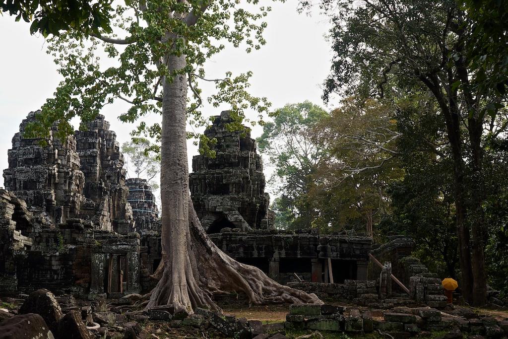 Banteay Kdei, Cambodia ©minisuitcase.co.uk 2013