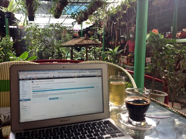 coffee shop in Hue