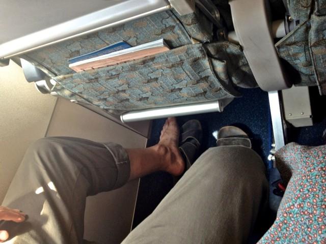 Leg Room Vietnam Airlines