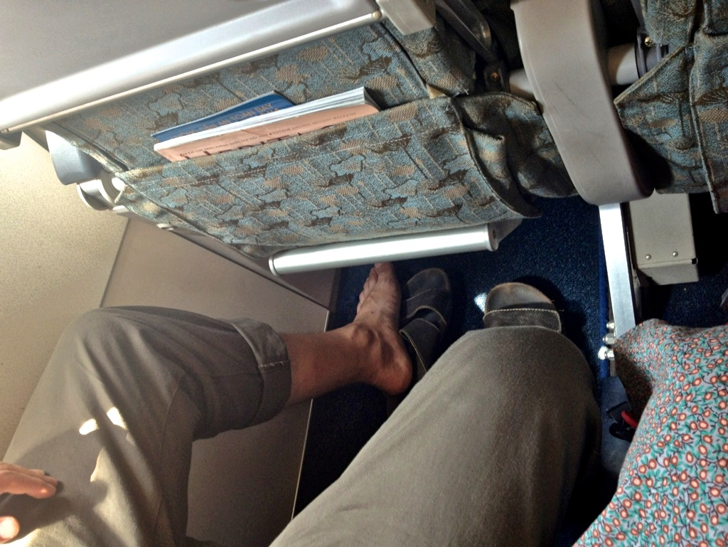 Leg Room Vietnam Airlines