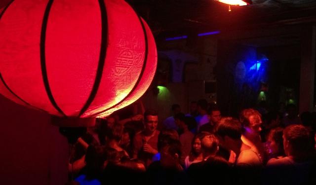 Brown Eyes Bar in Hue Vietnam