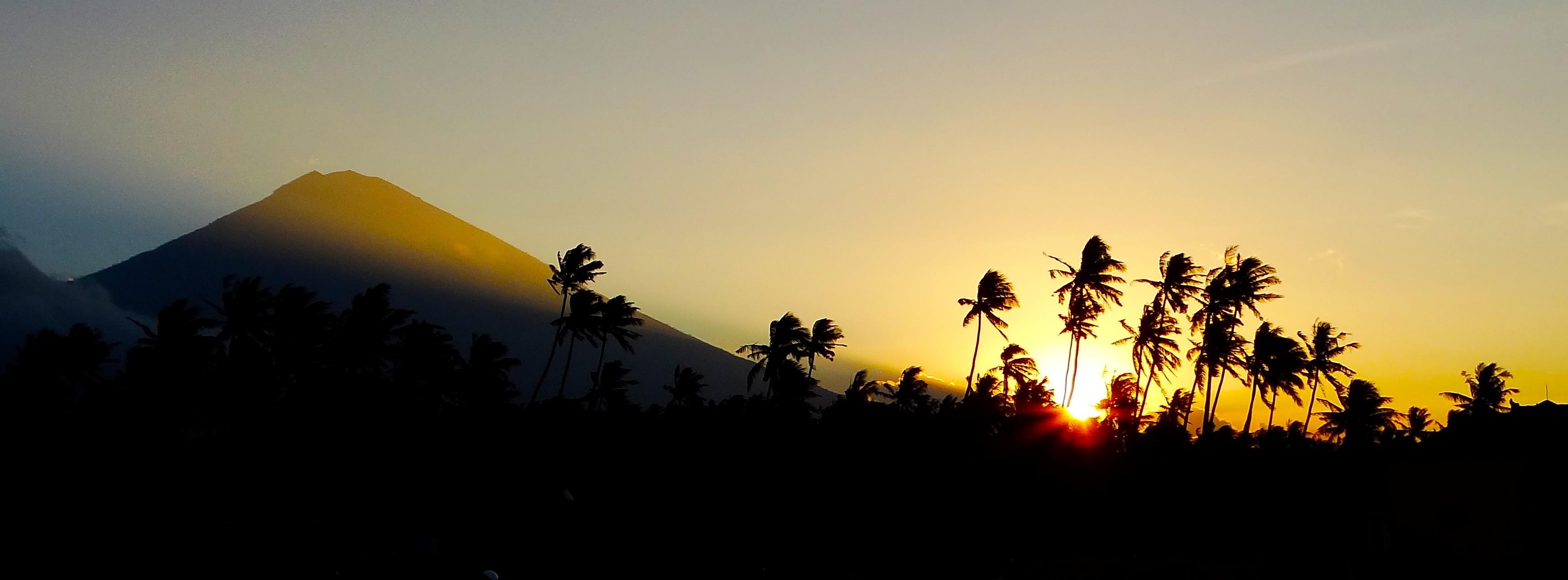Amed Sunset, Bali