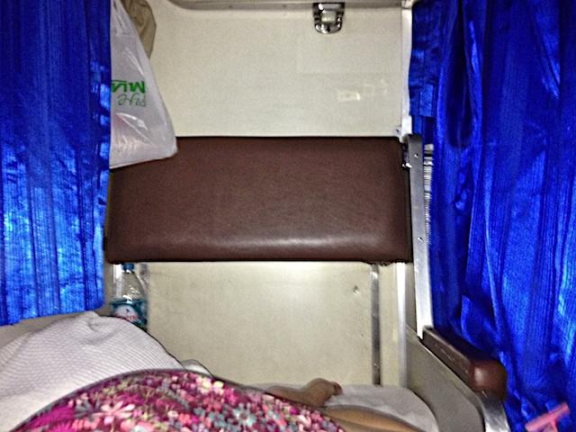 lower bunk 2nd class a/c