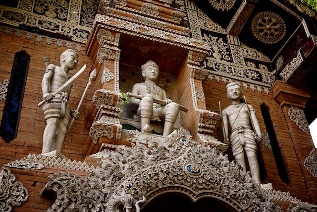 Wat Lok Moli Chaing Mai