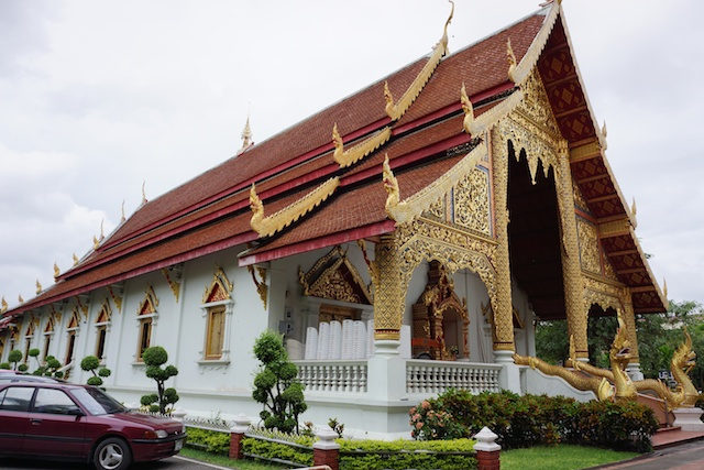 Wat Phra Singh ordination hall