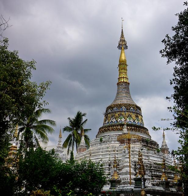 Temples in Chiang Mai Wat Saen Fang
