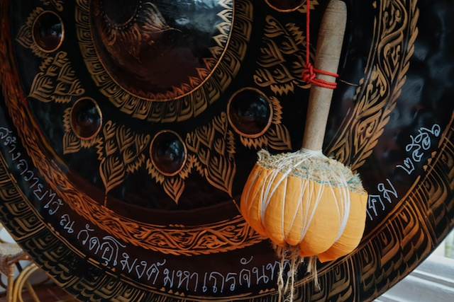 Wat Umongmahatherachan gong