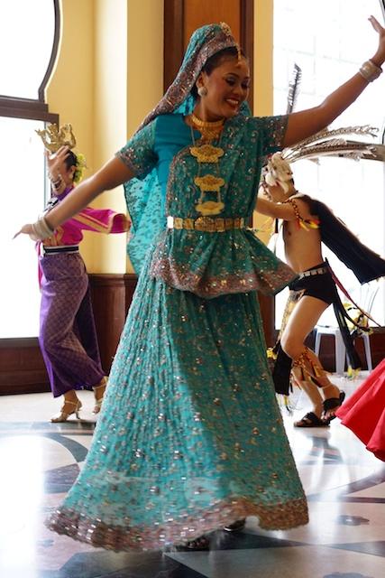 Cultural Dance in KL - Indian