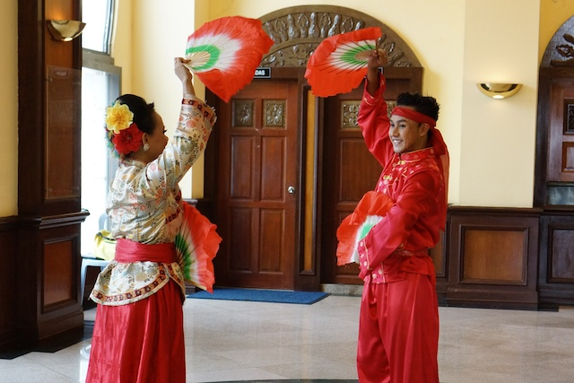 Cultural Dance in KL - Chinese