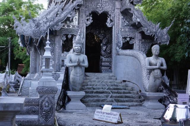 Temples in Chiang Mai Wat Si Supan