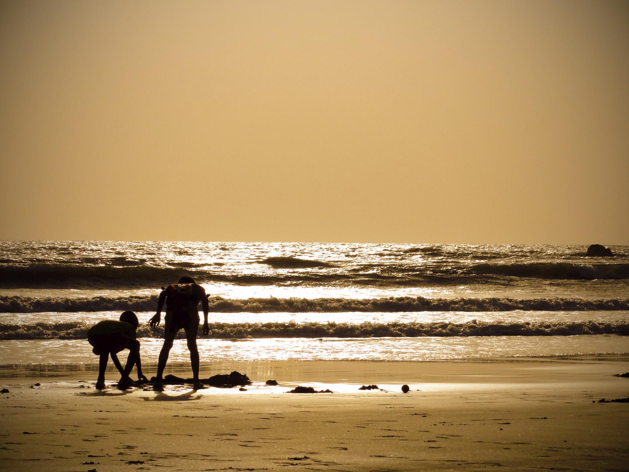 Arambol Beach sunset