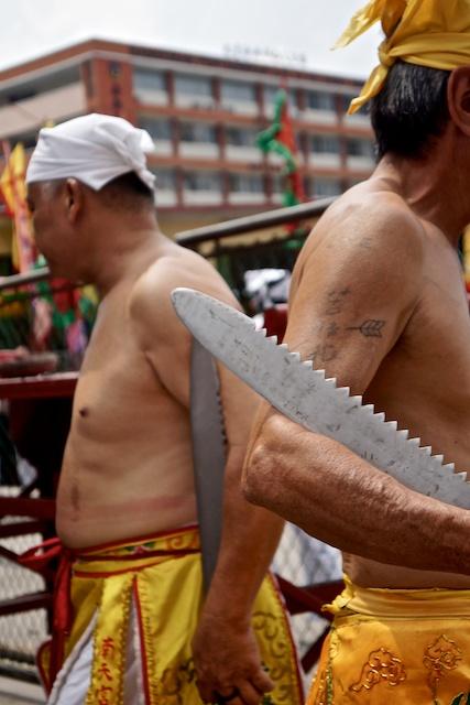 Nine Emperor Gods Festival, Amapang, KL. 2012