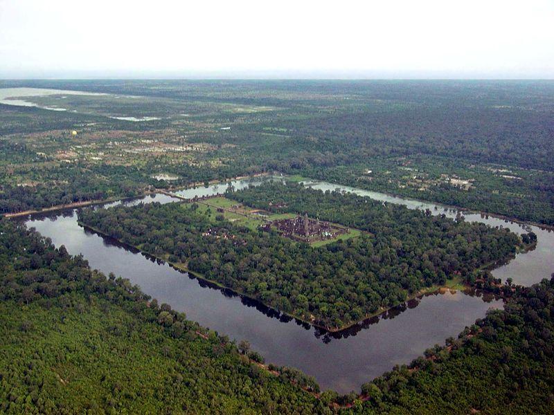 Siem Reap, Cam