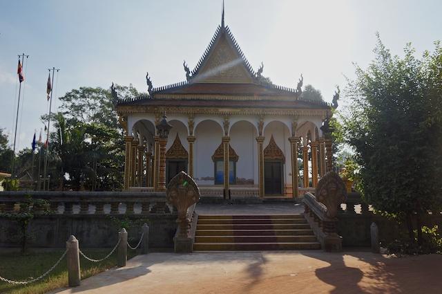 Pagoda, Siem Reap