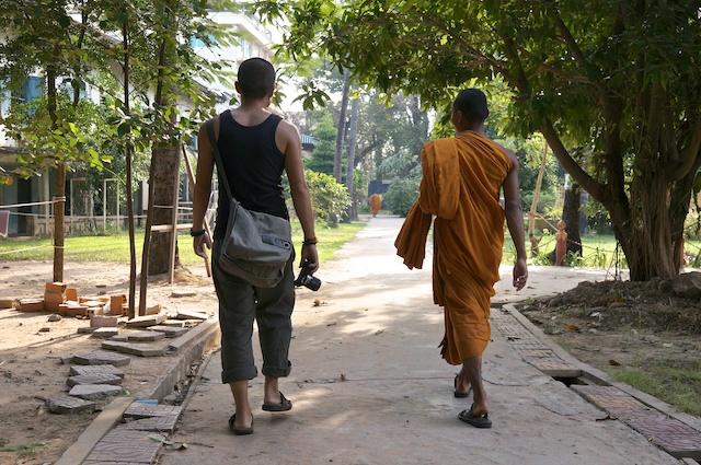 Wat Damnak, Siem Reap