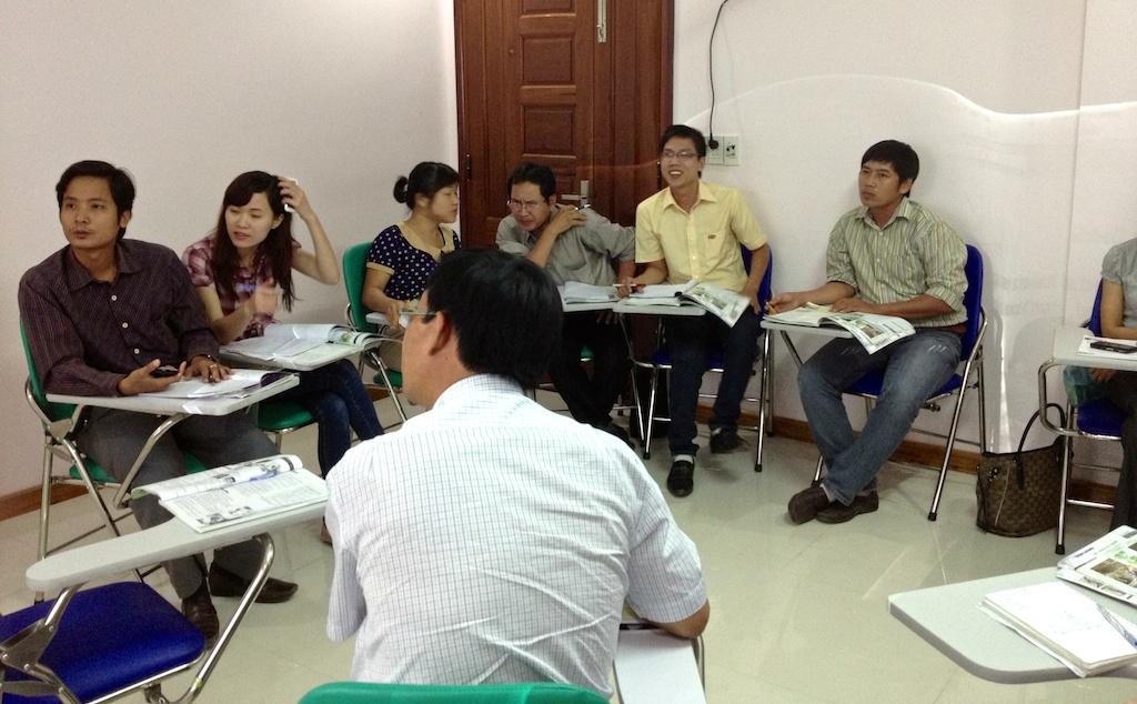 Hue, Vietnam, teaching English as a Foreign Language