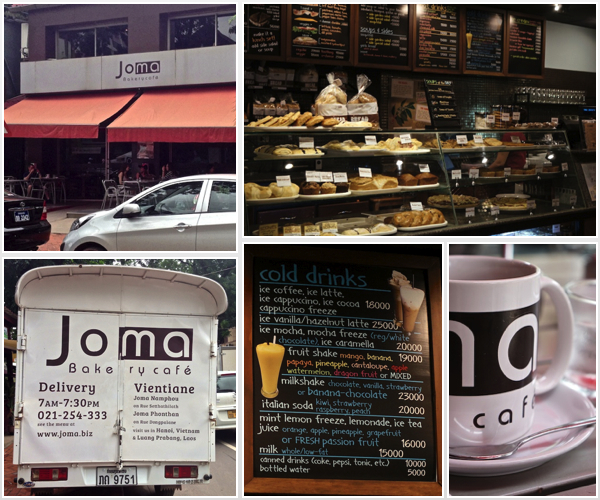 Joma Coffee Vientiane