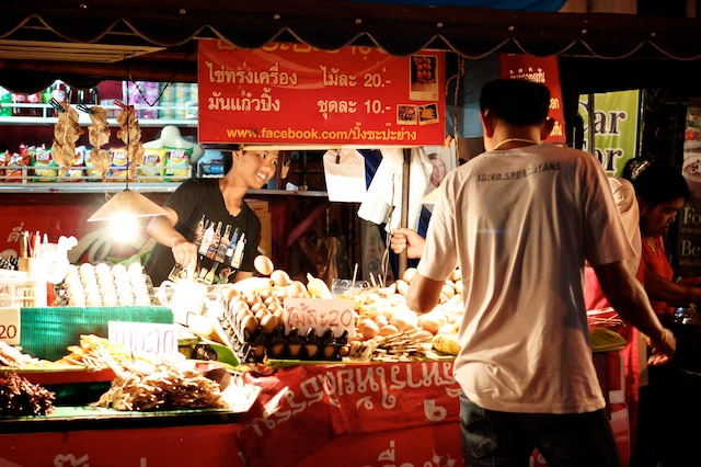 Stall on the Sunday Night Market, Chiang Mai