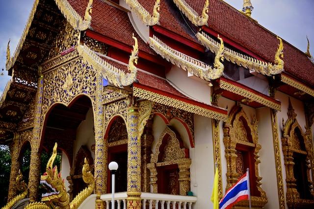Chiang Mai Temples - Wat Meuang Muang