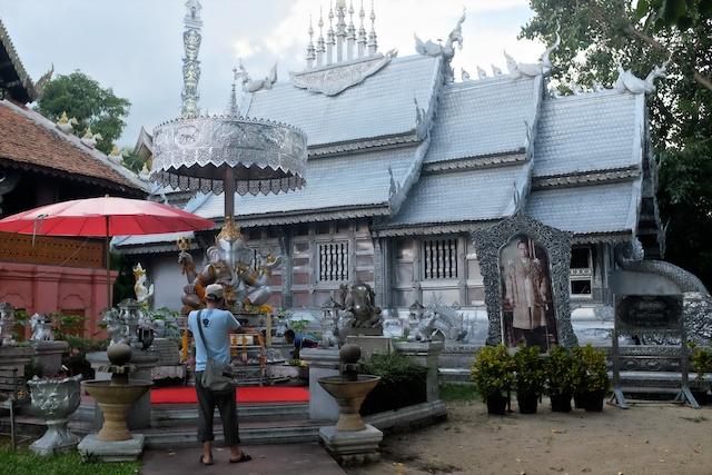 Temples in Chiang Mai Wat Si Supan Ganesh2