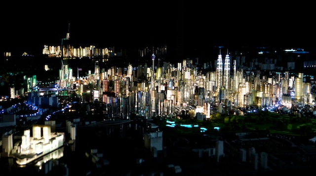 KL City Model NEX7