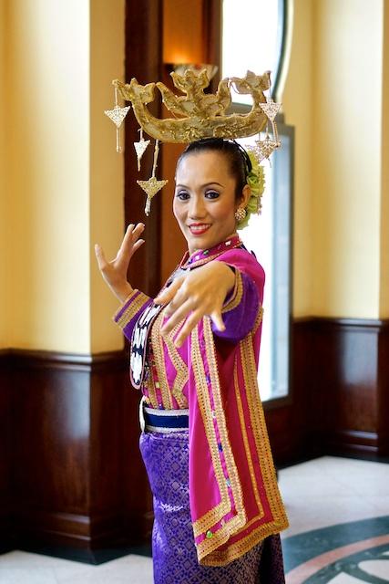Cultural Dance in KL, Malaysia