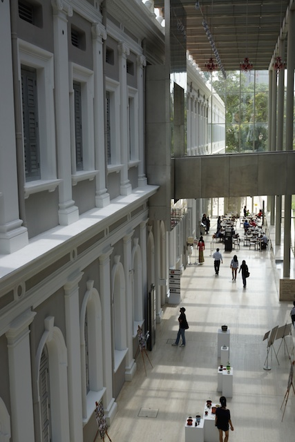 Two Mostly Free Days in Singapore National Museum