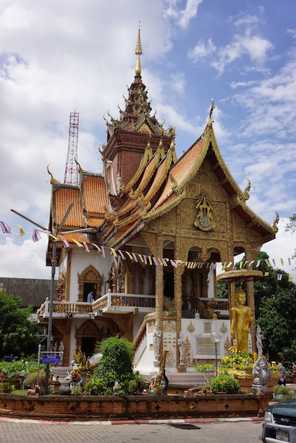 Temples in Chiang Mai Bubphram